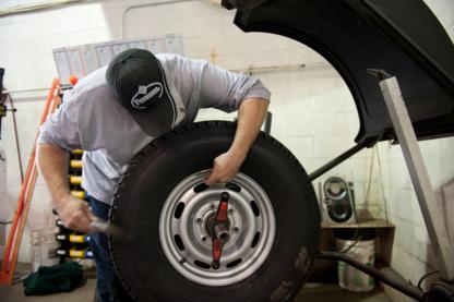 Pneus Mk 2005 Inc - Tire Retailers - 450-665-7638