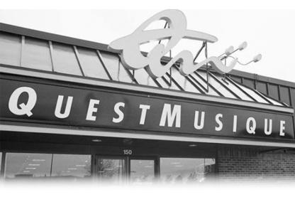 Quest Musique - Magasins d'instruments de musique - 204-231-1677