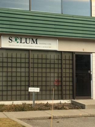 View Solum Consultants Ltd's Calgary profile