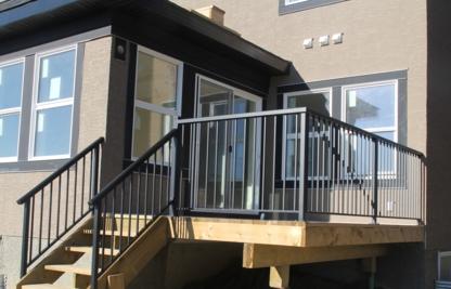 Reliance Aluminum Railing & Deck Ltd - Railings & Handrails