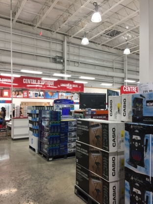 Costco Wholesale - Grocery Wholesalers - 514-381-1662