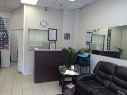 Blue Scissors - Salons de coiffure - 905-990-1244