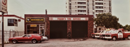 View Frank's Tire's Etobicoke profile