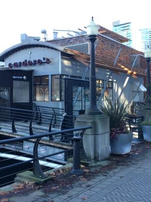 Cardero's Restaurant & Marine Pub - Restaurants