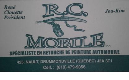 RC Mobile Inc - Auto Body Repair & Painting Shops