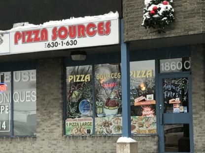 Pizzéria Sources - Pizza & Pizzerias