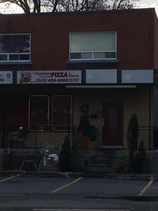 Chuck's Famous Gourmet Pizza - Pizza & Pizzerias