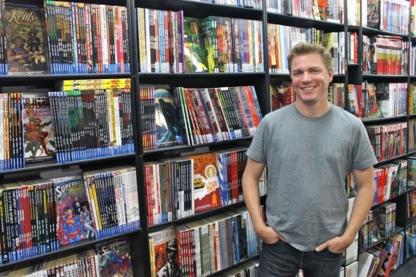 Paradise Comics - Librairies