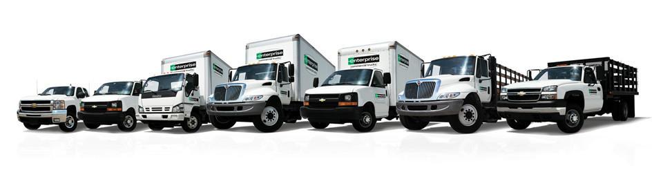 View Enterprise Truck Rental's Vancouver profile
