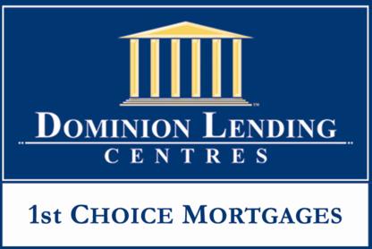 Jordan Snitzler Dominion Lending Centre 1st Choice Mortgages - Mortgages - 306-347-4605