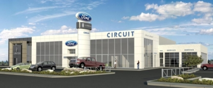 Le Circuit Ford Lincoln Ltee - New Car Dealers