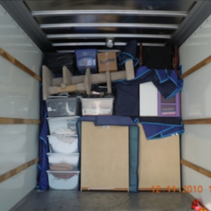 Fraser Moving - Moving Services & Storage Facilities