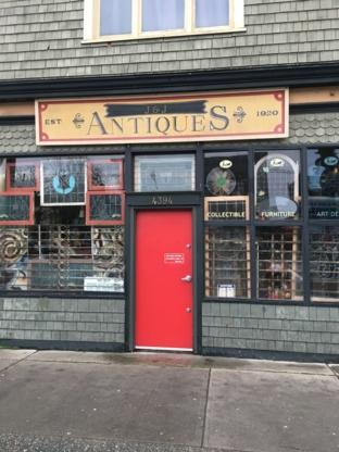 J & J Antiques - Antique Dealers