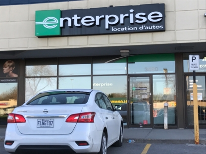 Voir le profil de Enterprise location d'autos - Dorval
