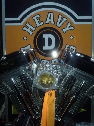 Heavy D Motors - Motorcycles & Motor Scooters