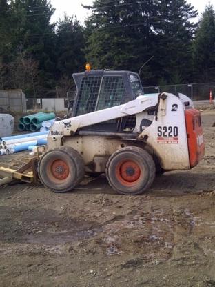 Leighton Contracting Ltd - Sand & Gravel