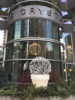 Hôtel Le Crystal Montréal - Hotels - 514-861-5550