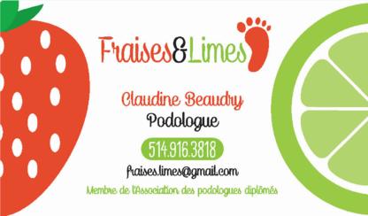 Voir le profil de Fraises & Limes Podologue - Saint-Calixte