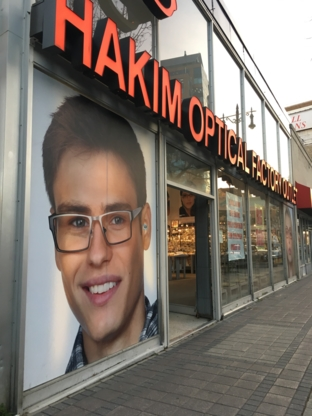 Hakim Optical - Opticians - 204-582-2020