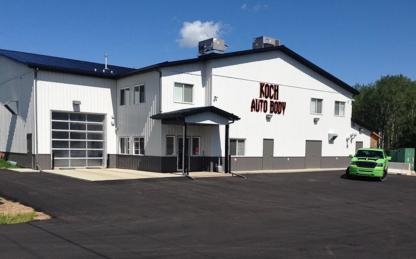 Koch Auto Body - Auto Body Repair & Painting Shops