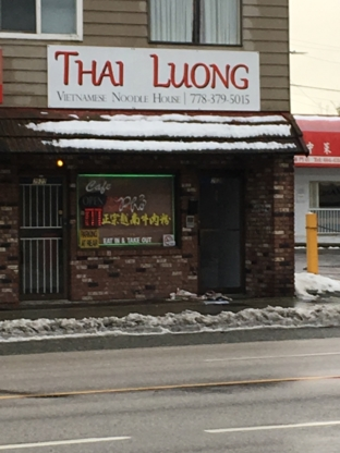 Thai Luong Vietnamese Noodle House - Grocery Stores - 778-379-5015