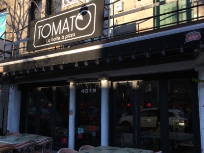 Tomato La Boîte a Pizza - Pizza et pizzérias - 514-303-7733