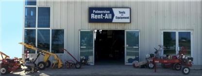 Palmerston Rent-All Ltd - Concrete Cutting & Breaking Equipment - 519-291-1230