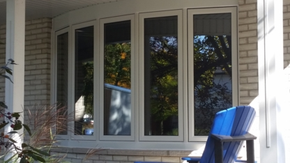 View R & R - The Door & Window Company's Hornby profile