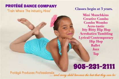 Protégé Dance Company - Dance Lessons - 905-231-2111