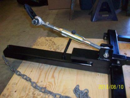 John's Metal Worx - Welding - 519-535-4057