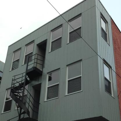 Concept Espace Max - Roofers - 514-575-6525