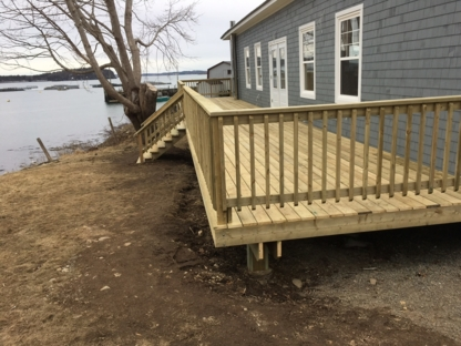 Top to Bottom Exterior Renovations - Decks