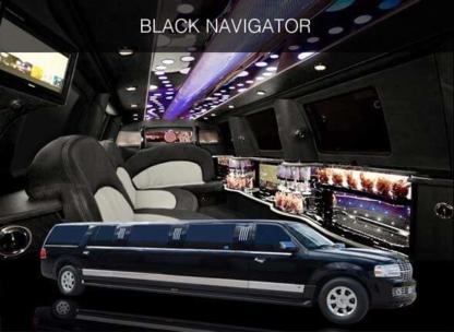 Platinum Limousines - Service de limousine