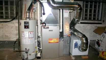 Baker Furnace Repair and Maintenance - Furnace Repair, Cleaning & Maintenance