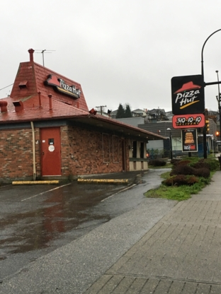 Pizza Hut - Restauration rapide - 604-299-0334