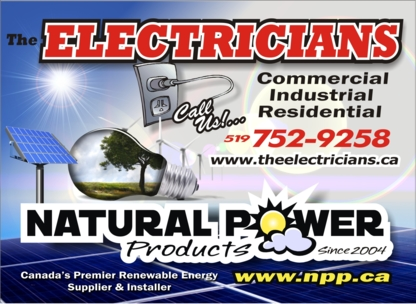 The Electricians - Electricians & Electrical Contractors