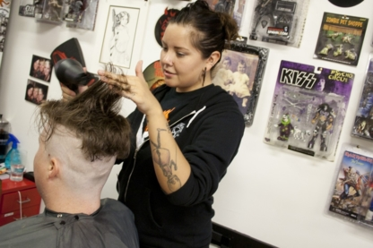 Jefferson's Barber Shop - Barbers - 604-251-1137