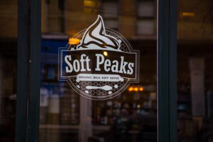 Soft Peaks Ice Cream - Ice Cream & Frozen Dessert Stores - 604-559-2071