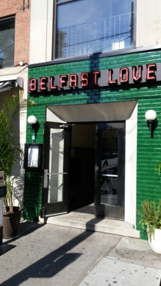 Belfast Love - Restaurants - 416-363-2223