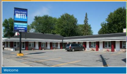Stardust Motel - Motels - 613-828-2748