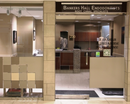 Bankers Hall Endodontists - Endodontists - 403-263-1343