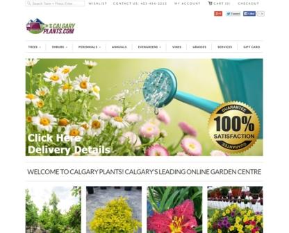 Calgary Plants Online Garden Center - Centres du jardin - 403-454-2213