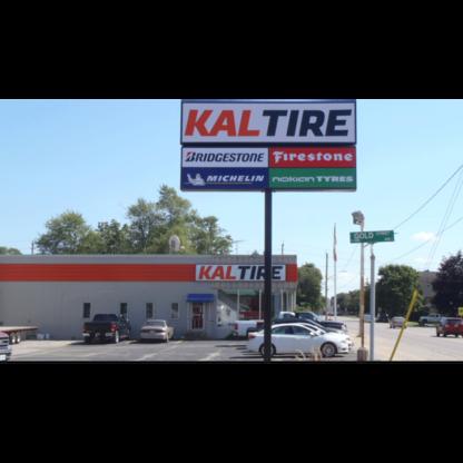 Kal Tire - Tire Retailers - 519-876-2617