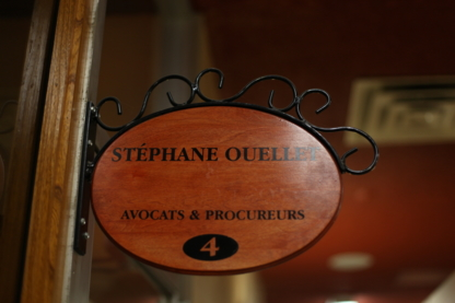 Stéphane Ouellet Avocat - Personal Injury Lawyers