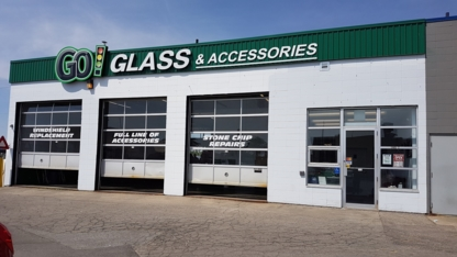 Go! Glass & Accessories - Window Tinting & Coating - 519-804-3285