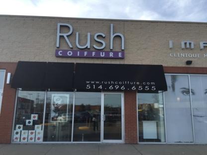 Rush Coiffure - Salons de coiffure et de beauté - 514-696-6555
