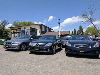 Pro Drive Auto Sales - Used Car Dealers