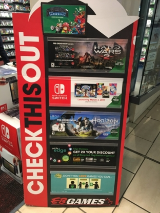 EB Games - Video Game Stores - 604-421-1208