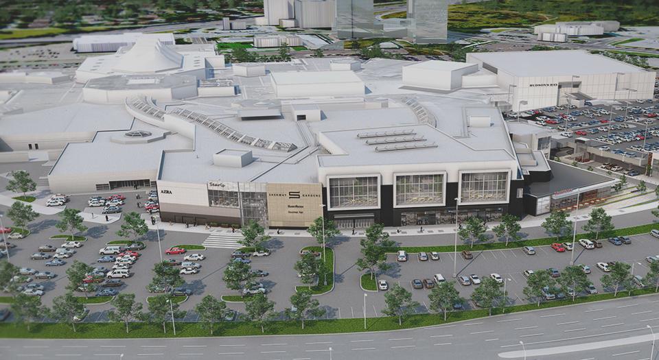 CF Sherway Gardens - Shopping Centres & Malls