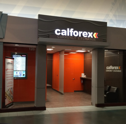 View Calforex Currency Exchange's Newmarket profile